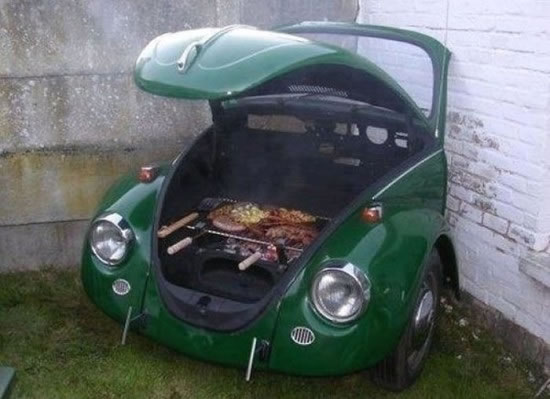 10 Awesome Custom Barbecues You Would Love To Cook On