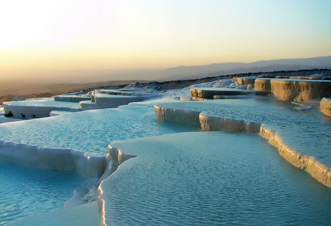 Cool Places To Go And Discover The Surreal Natural Wonders Of The World