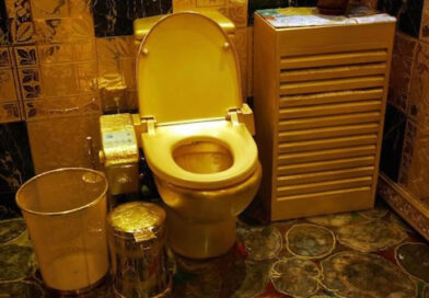 You Wont Believe The Crazy Things People Have Coated In Gold